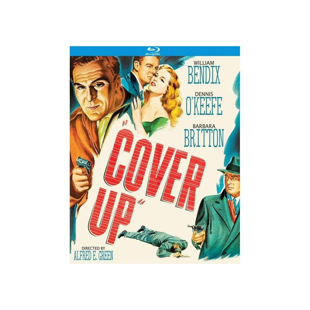 Cover Up Blu Ray 2015