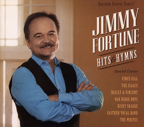 Jimmy fortune - Hits & hymns (CD) - image 1 of 1