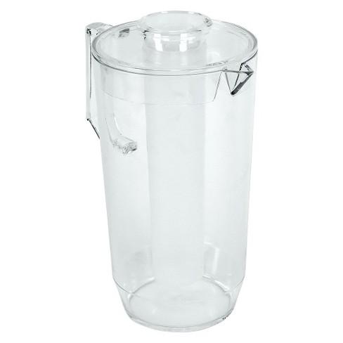 2.4L Plastic Pitcher - Room Essentials™ - image 1 of 2