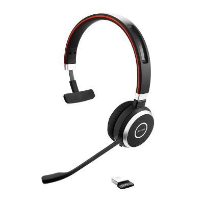 Jabra Evolve 65 MS Mono Wireless Headset / Music Headphones