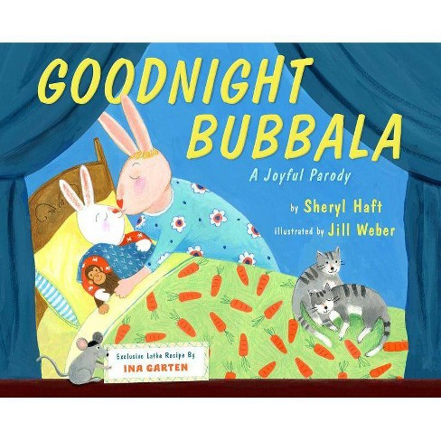 Goodnight Bubbala - by  Sheryl Haft (Hardcover) - image 1 of 1