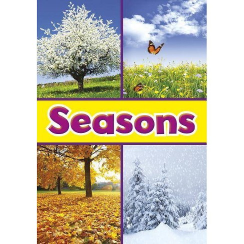 Seasons Big Book - by  Sian Smith (Paperback) - image 1 of 1