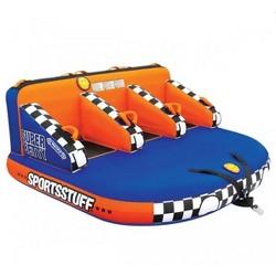 SPORTSSTUFF Super Betty Triple Rider Boat Towable Mable Tube    53-3003