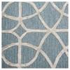Monroe Geometric Trellis Circle/Diamond Rug - Rizzy Home - image 3 of 3