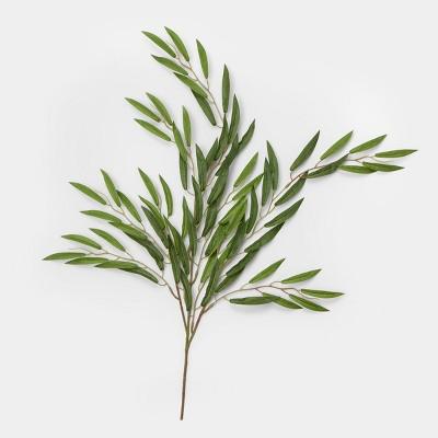 Faux Foliage Leaf Stem - Threshold™