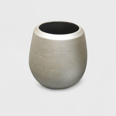 12  Champagne Ceramic Planter Gold - Opalhouse™