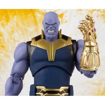 Thanos S.H. Figuarts   Bandai Tamashii Nations   Marvel Action figures