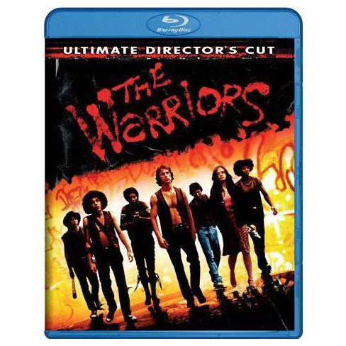 The Warriors (Blu-ray) - image 1 of 1