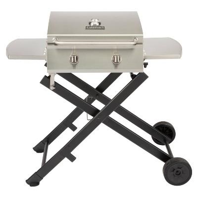 Cuisinart 2-Burner Folding Portable Gas Grill CGG-340