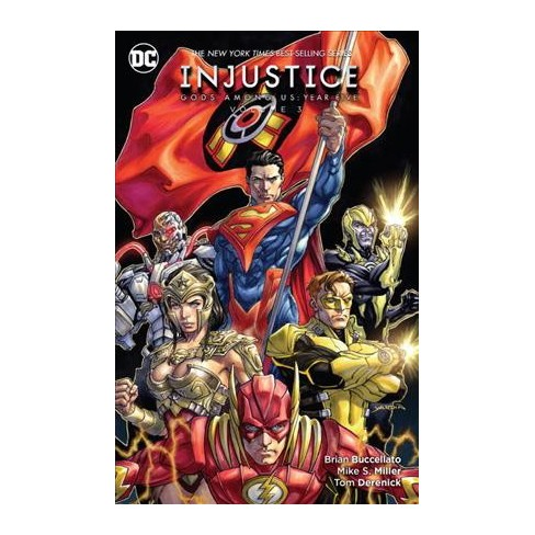 Injustice Gods Among Us Year Five 3 Paperback Brian Buccellato