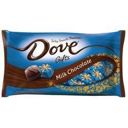 DOVE Milk Chocolate Holiday Promises - 8.87oz