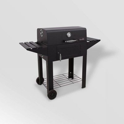 Char-Broil Sante Fe 610 Charcoal Grill Black Model 14301569