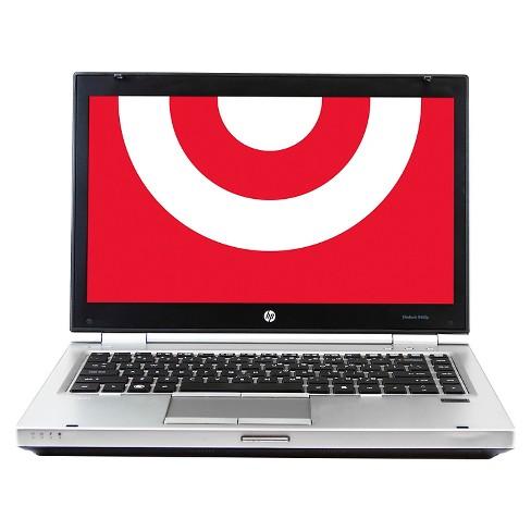 Hewlett-Packard Pre-Owned/Certified Elitebook 8460P Core i5-2 5 Laptop -  Silver (TT5-0002)