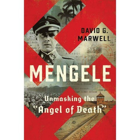 Mengele - by  David G Marwell (Hardcover) - image 1 of 1
