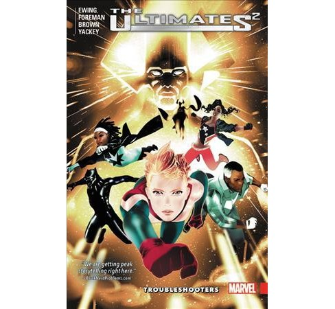 Ultimates 2 1 : Troubleshooters (Paperback) (Al Ewing) - image 1 of 1