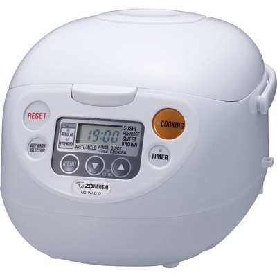 Zojirushi Electric Rice Cooker