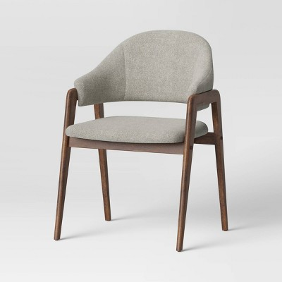 Ingleside Open Back Upholstered Wood Frame Dining Chair - Project 62™