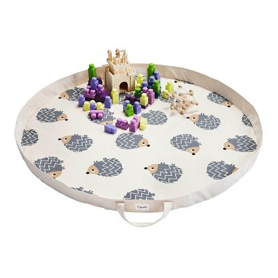 Hedgehog Play Mat - 3 Sprouts
