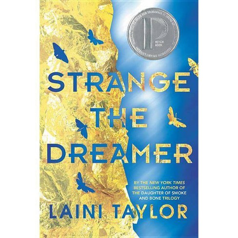 Strange the Dreamer - by  Laini Taylor (Hardcover) - image 1 of 1