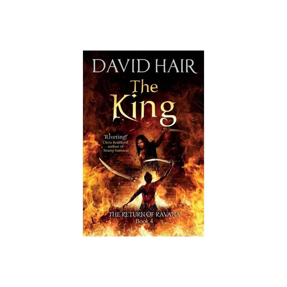 The King Return Of Ravana By David Hair Paperback