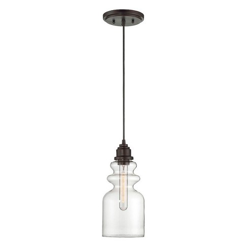 Oil Rubbed Bronze Mini Pendant Ceiling Lights - Z-Lite - image 1 of 1