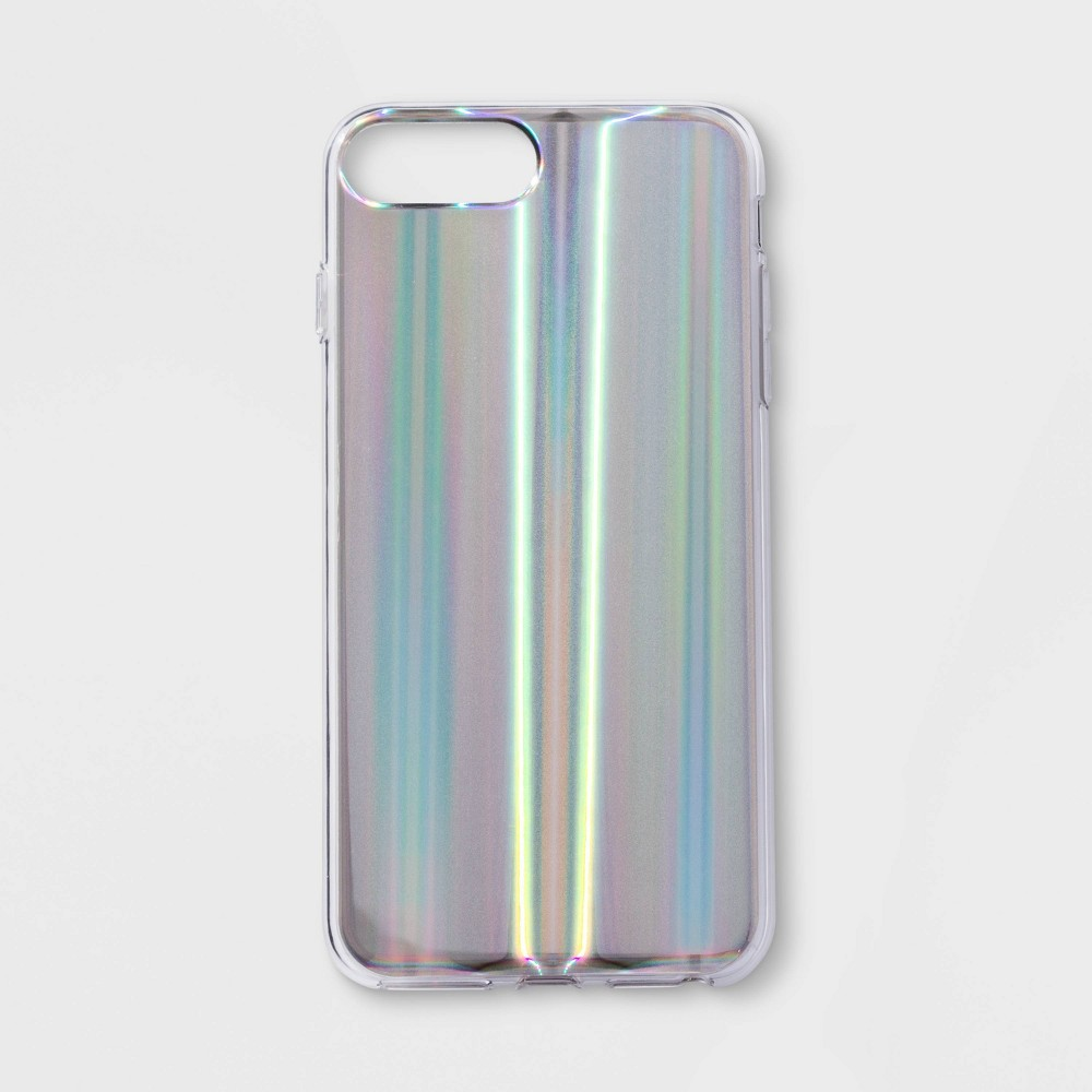 heyday Apple iPhone 8 Plus/7 Plus/6s Plus/6 Plus Holographic Case - Opaque