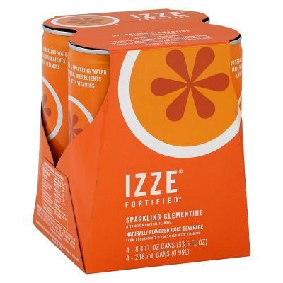 Fruit Juice: Izze Sparkling Juice
