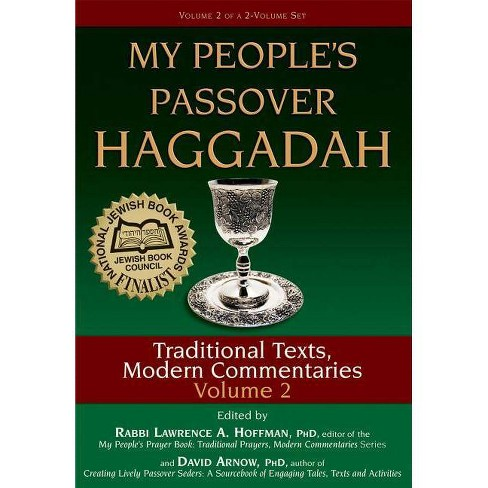 My People's Passover Haggadah Vol 2 - (Hardcover) - image 1 of 1
