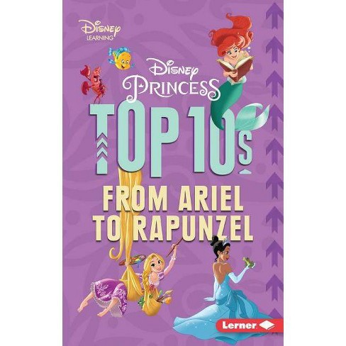 Disney Princess Top 10s - (My Top 10 Disney) by  Jennifer Boothroyd (Paperback) - image 1 of 1