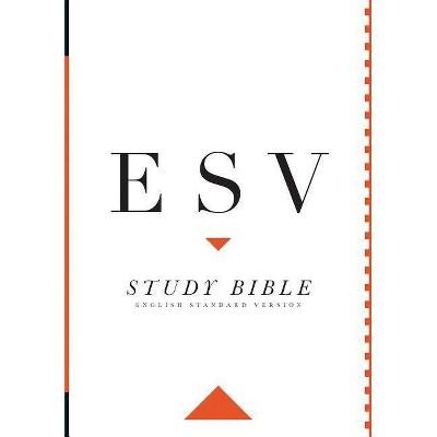 Study Bible-ESV - (Hardcover)