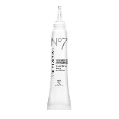 No7 Laboratories Dark Spot Correcting Booster Serum with Vitamin C - 0.5 fl oz