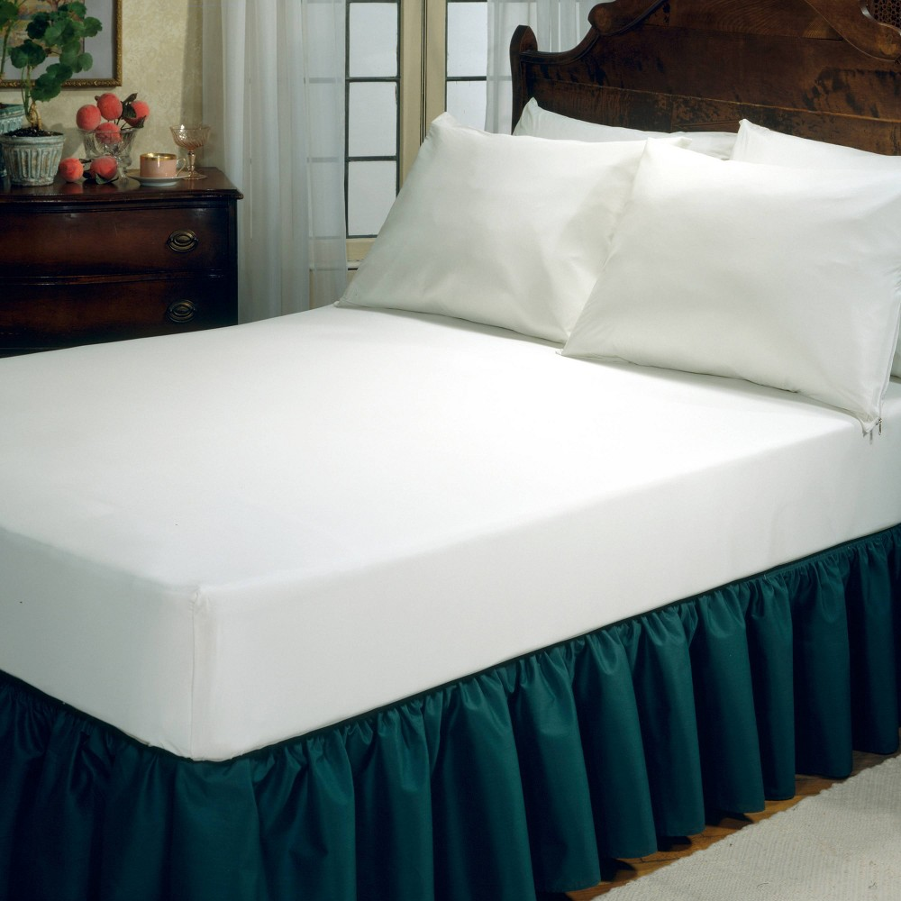 Image of California King Fitted Vinyl Mattress Protector - Fresh Ideas