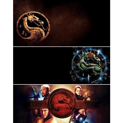 Mortal Kombat/Mortal Kombat: Annihilation/Mortal Kombat: Legacy [3 Discs] [Blu-ray] - image 1 of 1