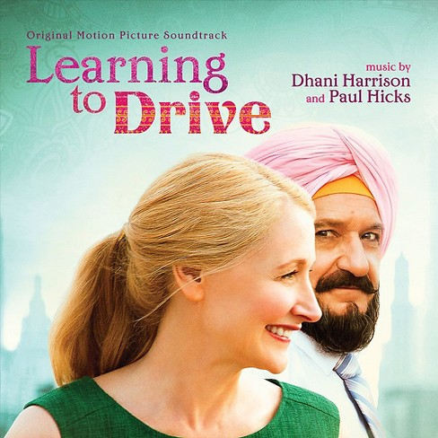 Dhani harrison - Learning to drive (Ost) (CD) - image 1 of 1