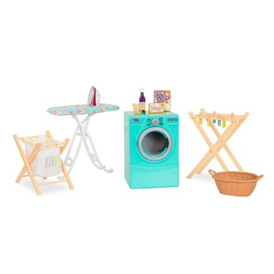 Our Generation Tumble & Spin Laundry Set