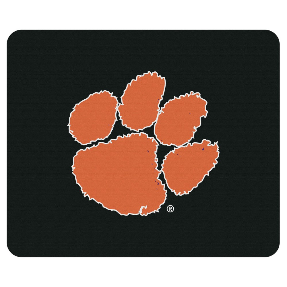 Mouse Pads Black Clemson Tigers Otm Essentials