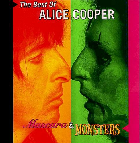 Alice cooper - Mascara & monsters:Best of (CD) - image 1 of 1