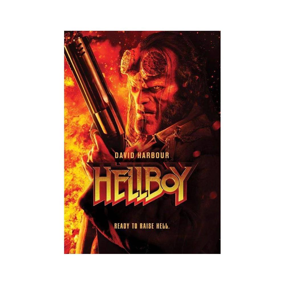 Hellboy (DVD), movies
