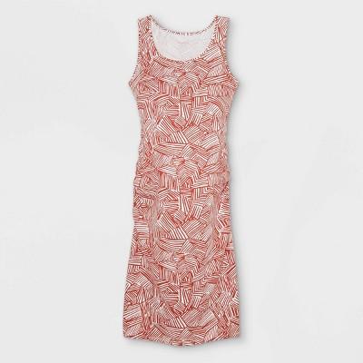 Sleeveless T-Shirt Maternity Dress - Isabel Maternity by Ingrid & Isabel™