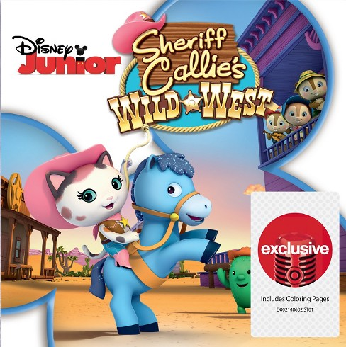 Sheriff Callie's Wild West Soundtrack - Target Exclusive - image 1 of 1