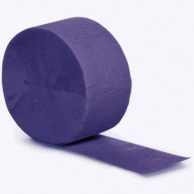 6ct Streamer Purple