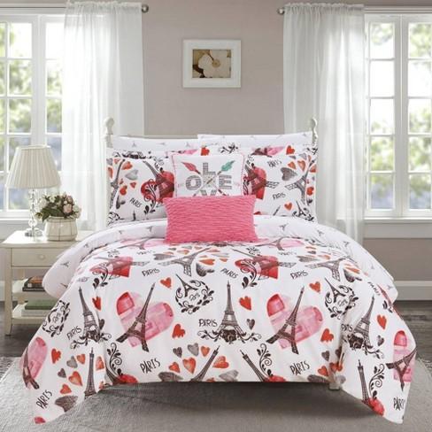Chic Home Design Marais Bed In A Bag