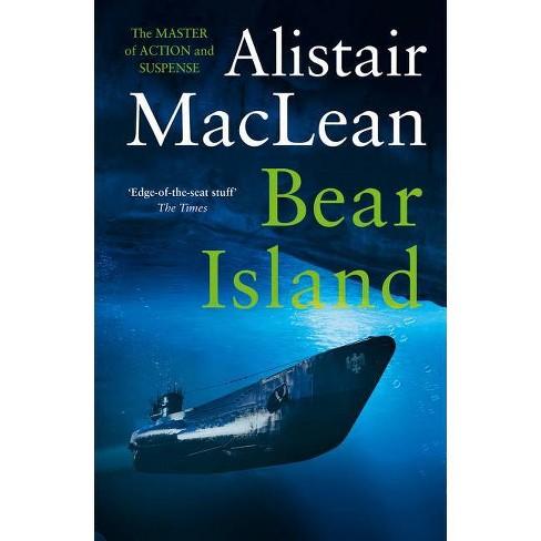 Bear Island - by  Alistair MacLean (Paperback) - image 1 of 1
