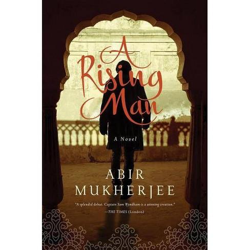 A Rising Man - (Wyndham & Banerjee) by  Abir Mukherjee (Paperback) - image 1 of 1