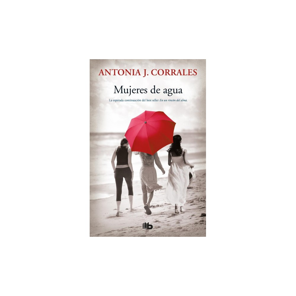 Mujeres de agua / Women of Water - by Antonia J. Corrales (Paperback)