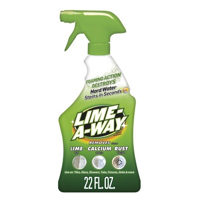 Lime-A-Way Lime Calcium Rust Cleaner - 22 fl oz