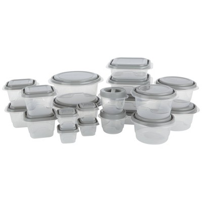 GoodCook EveryWare Set Food Storage Containers With Lids - 40Pc