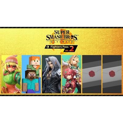 Super Smash Bros. Ultimate: Fighters Pass Volume 2 - Nintendo Switch (Digital)