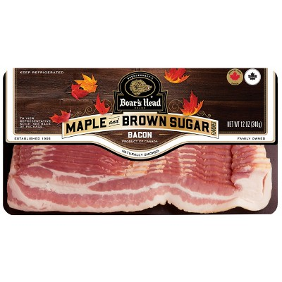 Boar's Head Maple Bacon - 12oz