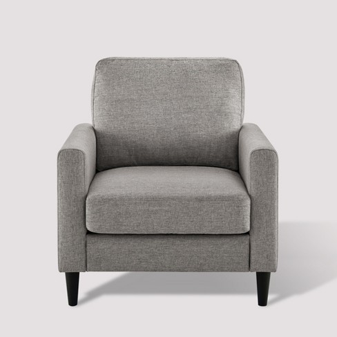 Verona Mid Century Chair Gray - Dorel Living - image 1 of 8